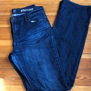 NY & co bootcut jeans